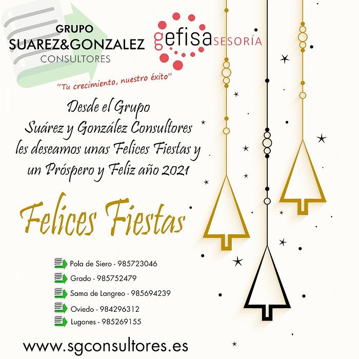 FEeliz Navidad- Asesoría en Asturias
